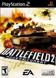 Battlefield 2 Modern Combat For PlayStation 2 PS2 - EE701008