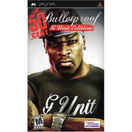 50 Cent Bulletproof: G Unit Edition Sony For PSP UMD With Manual and - EE701015