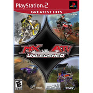 MX Vs ATV Unleashed For PlayStation 2 PS2 Flight - EE701025