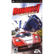 Burnout Legends Sony For PSP UMD Flight With Manual and Case - EE701021