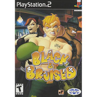Black And Bruised For PlayStation 2 PS2 - EE701022