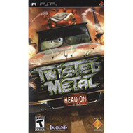 Twisted Metal: Head-On For PSP UMD Racing With Manual And Case - EE701042