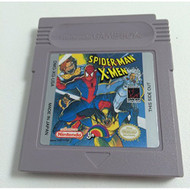Spider-Man/x-Men: Arcade's Revenge On Gameboy - EE701070