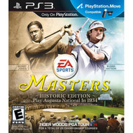 Tiger Woods PGA Tour 14: Masters Historic Edition For PlayStation 3 PS - EE701131