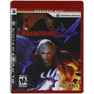 Devil May Cry 4 For PlayStation 3 PS3 - EE701136