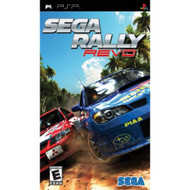 Sega Rally Revo Sony Platinum For PSP UMD Flight - EE701153