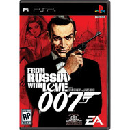 James Bond 007 From Russia With Love Sony For PSP UMD - EE701163