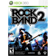 Rock Band 2 Game Only For Xbox 360 Music - EE701168