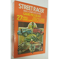 Street Racer Atari 2600 For Atari Vintage Racing - EE701206