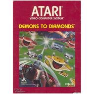 Demons To Diamonds For Atari Vintage - EE701212