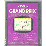 Grand Prix 2600 Video Game Cartridge For Atari Vintage Arcade - EE701215