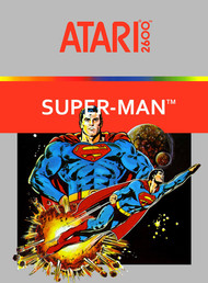Superman For Atari Vintage - EE701231