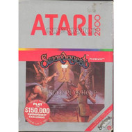Swordquest Fireworld For Atari Vintage - EE701234