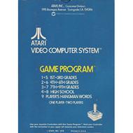 Hangman For Atari Vintage - EE701241
