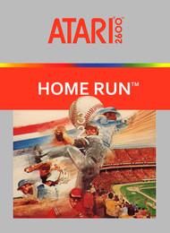 Home Run Atari 2600 For Atari Vintage Baseball - EE701250