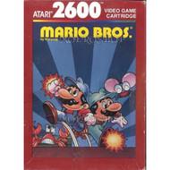 Mario Bros For Atari Vintage - EE701259
