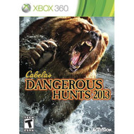 Cabela's Dangerous Hunts 2013 For Xbox 360 Shooter - EE701262