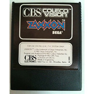 Zaxxon Colecovision Cbs Electronics International Verison For Atari - EE701272