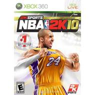 NBA 2K10 For Xbox 360 Basketball - EE701295