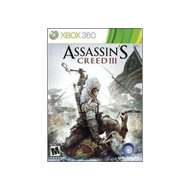 Assassins Creed III Gamestop Edition For Xbox 360 - EE701297
