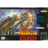 Alien Vs Predator Nintendo Super NES For Super Nintendo SNES - EE701399