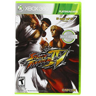Street Fighter IV For Xbox 360 Fighting - EE701481