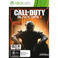 Call Of Duty: Black Ops III PAL Edition For Xbox 360 COD - EE701478