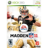 Madden NFL 11 For Xbox 360 Football - EE701518