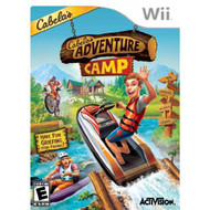 Cabela's Adventure Camp For Wii Shooter With Manual and Case - EE701536