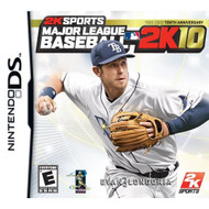 MLB 2K10 For Nintendo DS DSi 3DS 2DS Baseball - EE701569