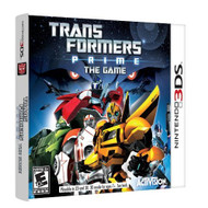 Transformers Prime: The Game Nintendo For 3DS - EE701576