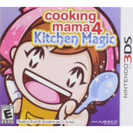Cooking Mama 4: Kitchen Magic Nintendo For 3DS RPG - EE701580
