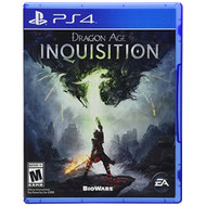 Dragon Age Inquisition Standard Edition For PlayStation 4 PS4 RPG - EE701621