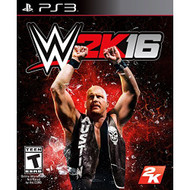 WWE 2K16 For PlayStation 3 PS3 Wrestling - EE701665