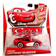 Disney/pixar Cars Cruisin Lightning Mcqueen Diecast Vehicle Toy Red - EE701724