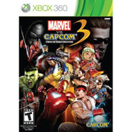 Marvel Vs Capcom 3: Fate Of Two Worlds For Xbox 360 2 Fighting - EE701784