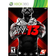WWE '13 For Xbox 360 Wrestling - EE701802
