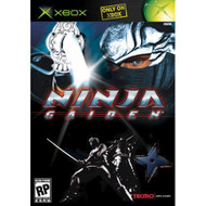 Ninja Gaiden For Xbox Original With Manual And Case  - EE701804