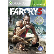 Far Cry 3 For Xbox 360 - EE701817