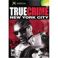True Crime: New York City For Xbox Original With Manual and Case - EE701836