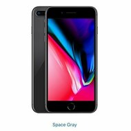 Apple iPhone 8 Plus 256GB Space Gray Sprint Grey - EE701841