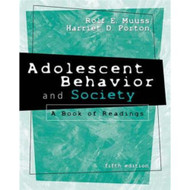 Adolescent Behavior And Society: A Book Of Readings By Rolf E Muuss - EE701867