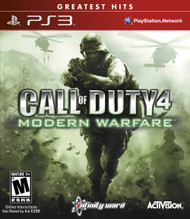 Call Of Duty 4: Modern Warfare Game Of The Year Edition For - EE701881