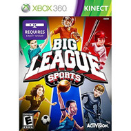 Big League Sports For Kinect For Xbox 360 - EE701899