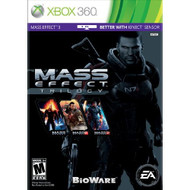 Mass Effect Trilogy For Xbox 360 - EE701901
