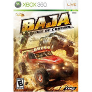 Baja: Edge Of Control For Xbox 360 Flight - EE701915
