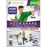Your Shape Fitness Evolved For Xbox 360 - EE701925
