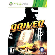 Driver San Francisco For Xbox 360 Racing - EE701926
