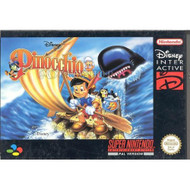 Disney's Pinocchio Nintendo Super NES For Super Nintendo SNES - EE701933