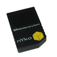 64 MB Memory Card For Nintendo Game Cube System For GameCube Expansion - EE701980